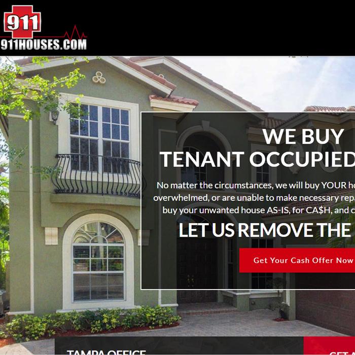 Tampa Distressed Real Estate Buyer