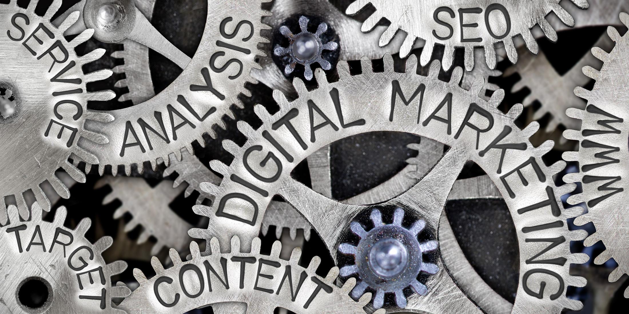 Internet Marketing cogs, Mike Slatton