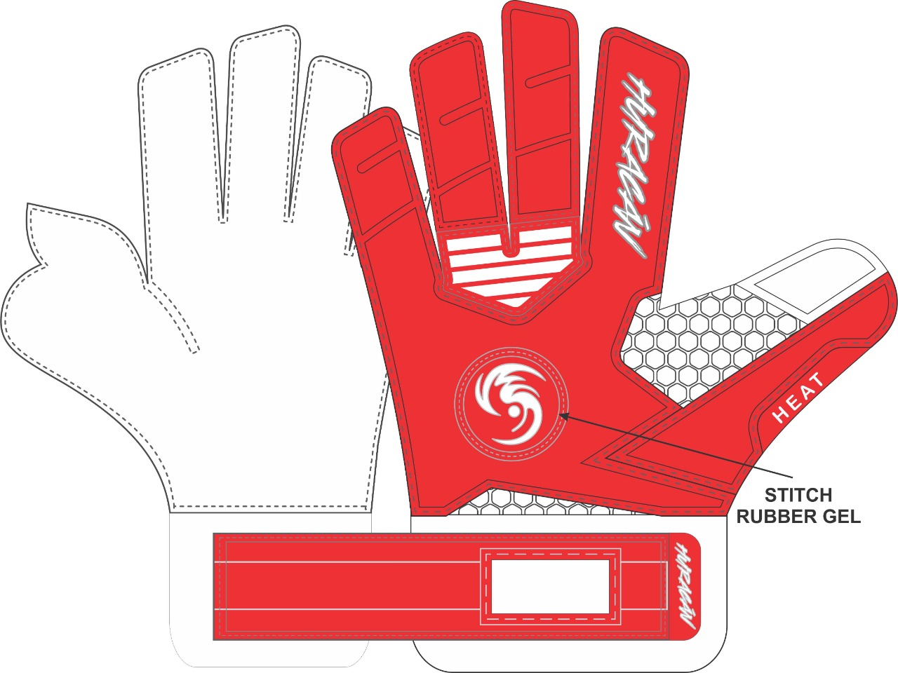 Concept to product HGK-glove-art